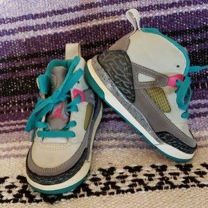 Baby Nike Air Jordan Spizike (Spike Lee) size 6